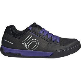 Five Ten Freerider Contact Shoes Women core black/carbon/purple